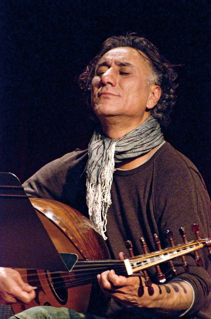 Rahim Alhaj. Photo by Douglas Kent Hall.