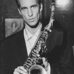 John Lurie, back then, by Hanna Hedren.