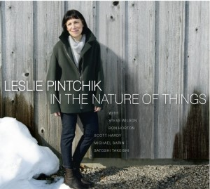 Leslie Pintchik CD cover