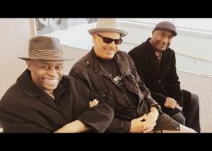 Dave Gibson, Doug Lawrence, and Bobby Floyd