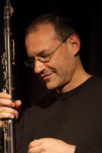 Ben Goldberg. Photo by John Rudoff.