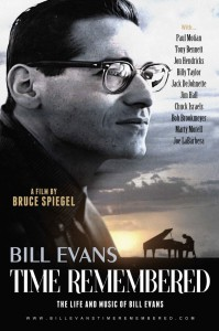 Bill Evans DVD Cover