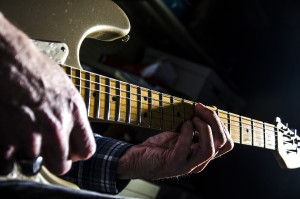 The sure hands of Steve Maase. Photo courtesy of photographer Don James and Albuquerque The Magazine.